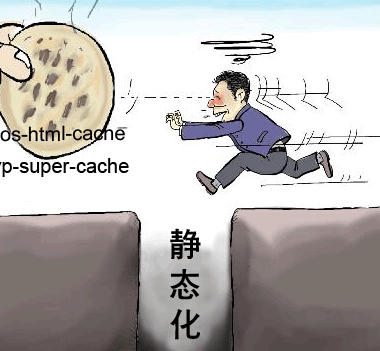 wordpress纯静态插件:cos html cache
