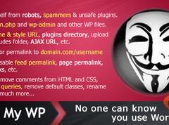 wordpress防黑插件插件Hide My WP,隐藏WP程序信息