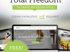 ThemeForest销量第一的wordpress主题-Avada