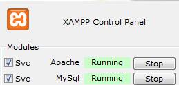 WordPress安装xampp做本地测试