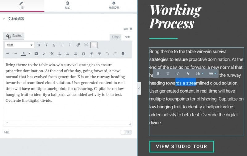 Elementor pro-wordpress页面构建插件-价值:≈350RMB-Wordpress插件