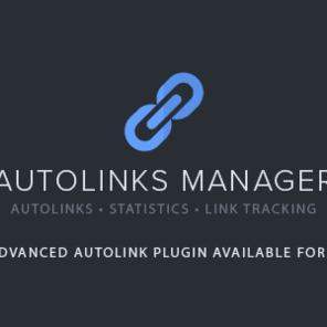 Autolinks Manager-自动链接为你的SEO保驾护航-价值$27约合190RMB-WordPress插件