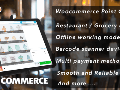 Openpos – WooCommerce销售点(POS)插件 – v3.4.0–WordPress插件