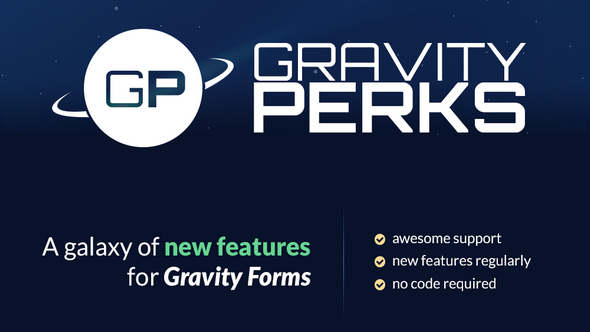 Gravity Perks + Addons 扩展插件 - v2.1.8