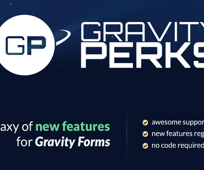 Gravity Perks + Addons 扩展插件 – v2.1.8–WordPress插件